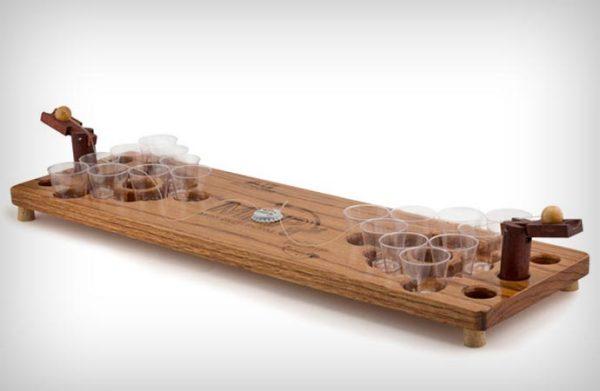 Комплект игры Мини Beer-Pong.