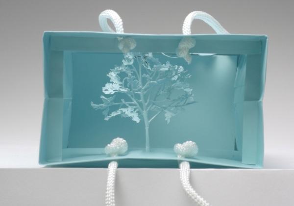 «Внимание: лес». Эко-проект дизайнера Yuken Teruya.