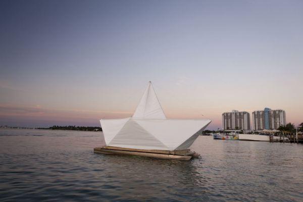 Проект «Бумажные мечты» архитектора Luis Pons.