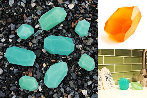Мыльные камни от студии Pelle.