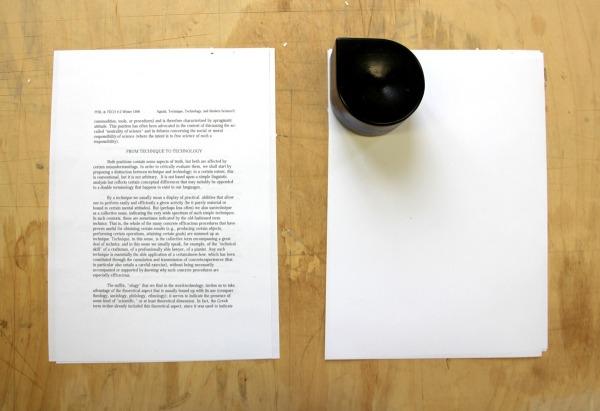 Специальная форма принтера позволяет выровнять его по границам листа.