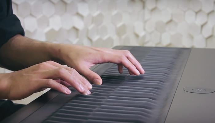 Клавиши, которые позволяют передать все оттенки звука.