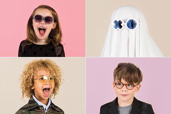 Sons + Daughters: солнцезащитные очки для детей.