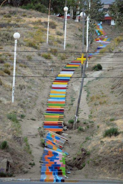 Неизвестная лестница.
