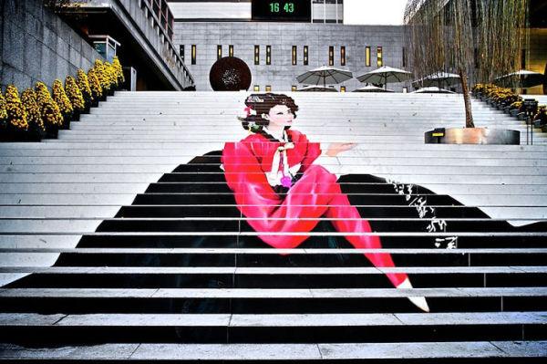 Музыкальный театр. Сеул, Южная Корея.