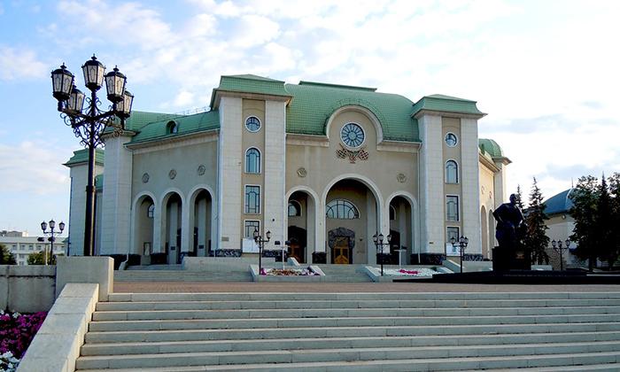 Уфа: 30 удивительных шедевров архитектуры столицы Республики Башкортостан (Часть 1).