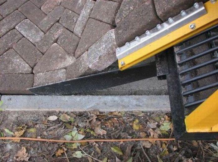 Tiger Stone Paving Machine. Процесс производства тротуара.