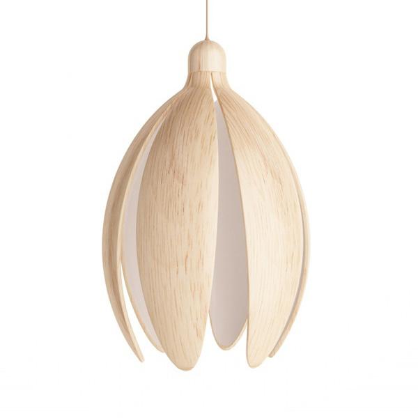 Подвесная лампа Bloom от белорусского дизайнера Константина Болимонда.