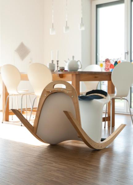 Кресло от австралийских дизайнеров.