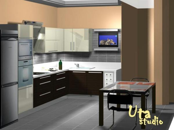 Дизайн кухни самостоятельно онлайн бесплатно