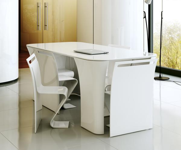 Дизайн стола 2&2, автор Юрий Вередюк