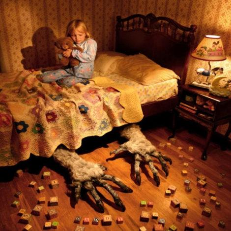 Страхи детства Joshua Hoffine