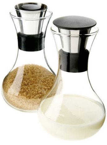 Соль, перец, масло, сахар. Обзор специфических девайсов для их хранения.