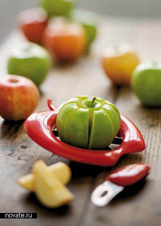 Набор для чистки и резки яблок