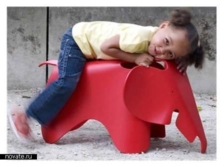 Eames Elephant  от Vitra