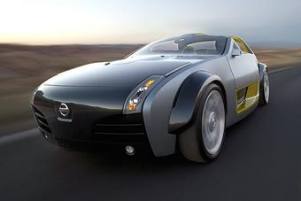Концепткар Nissan Urge