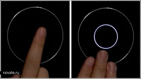 Сенсорные выключатели света