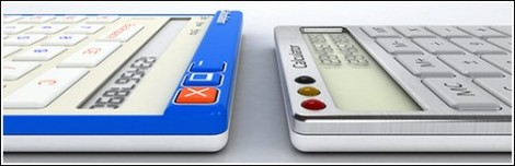 Калькуляторы в стиле Win XP и Mac OS