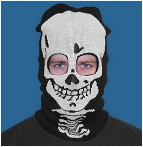 Оригинальные лыжные маски