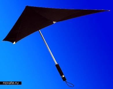 Ассиметричный зонтик
