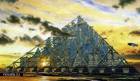 «Пирамида Мега-сити»