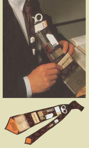галстук - мобильный офис