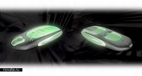 Телефон с тач-скрином, на котором надо писать вручную