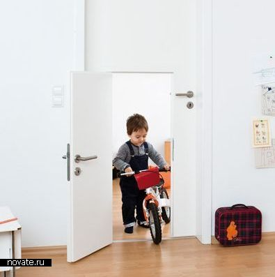 Дверь для малышей Minjjoo