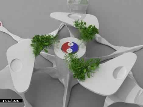 Кухня будущего от Electrolux
