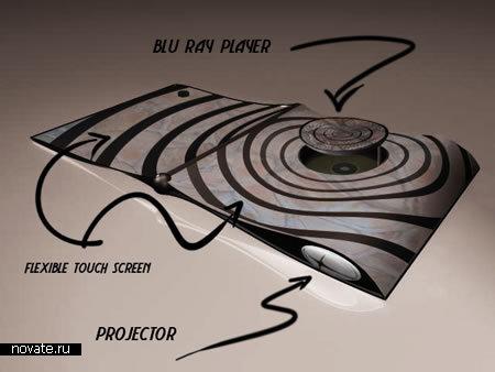 Проигрыватель дисков Blu-Ray