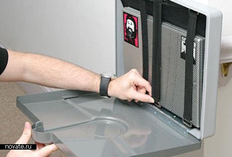 Домашний сейф для ноутбука