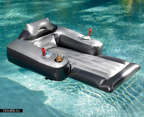 Моторное кресло для плавания
