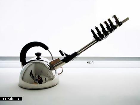 Чайник с музыкальным свистком
