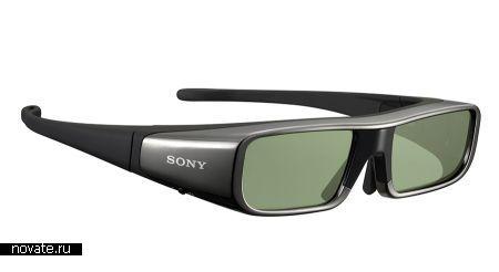 Очки для просмотра 3D телевидения
