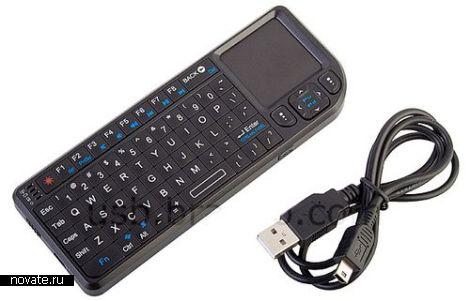 Беспроводная мини-клавиатура