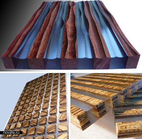 Многофункциональные панели для стен Lamellux