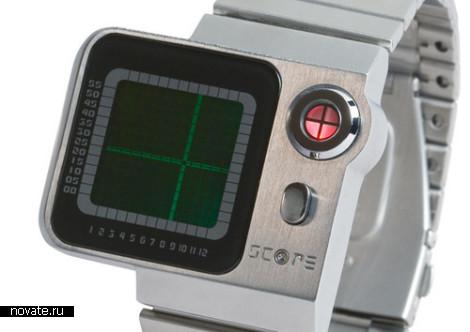 Часы Scope Watch с лазерными стрелками