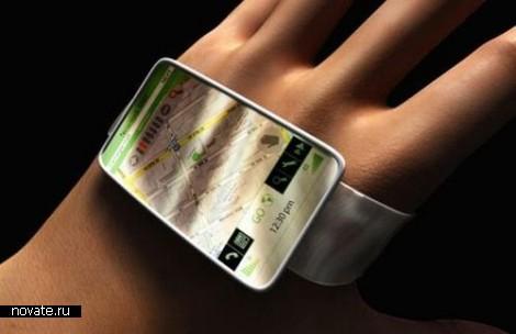Sidewinder Watch Phone - телефон в виде наручных часов