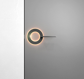 ORB door handle от umbra-design