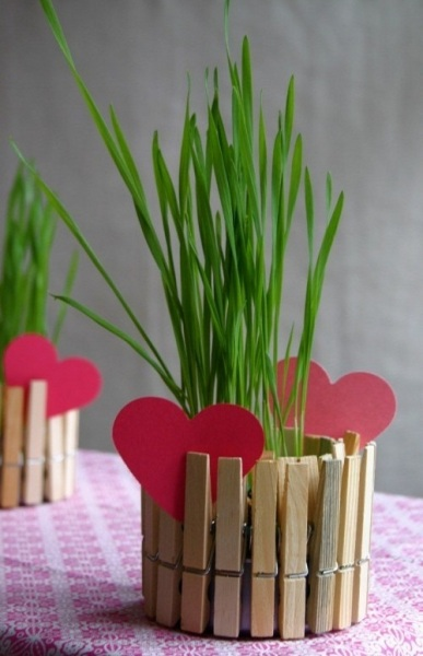 Креативный «hand-made» ко Дню Святого Валентина