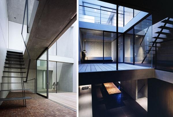 2 Courts House - жилой дом от Keiji Ashizawa Design в Токио (Япония)