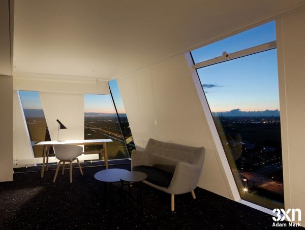Отель Bella Sky Hotel в Копенгагене от 3XN