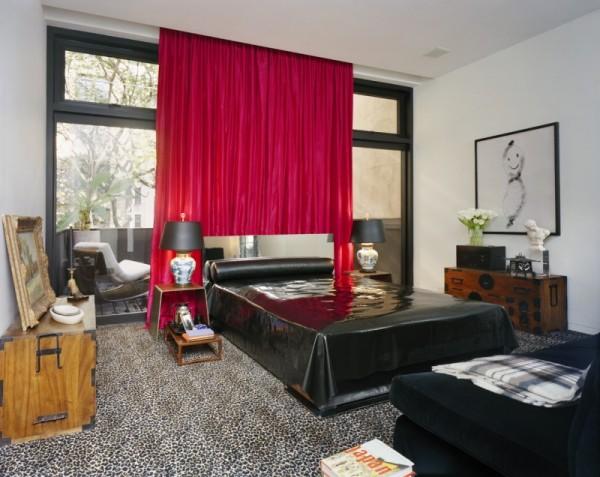 East 72 Street Townhouse – квартира нью-йоркского архитектора Уильяма Т.Георгиса (William T. Georgis)