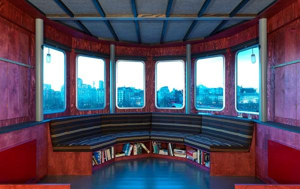 «A room for london» - стилизованный мини-отель с панорамным видом на Лондон