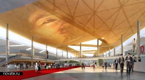Проект Shijiazhuang International Exhibition and Convention Center в Китае