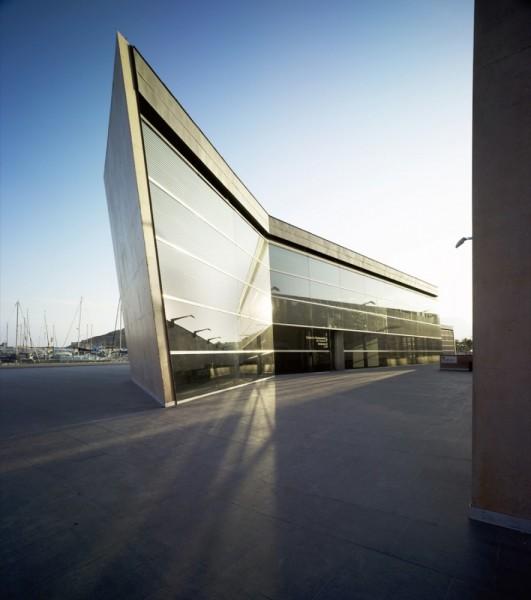 Национальный музей подводной археологии в Испании от Estudio Vasquez Consuegra