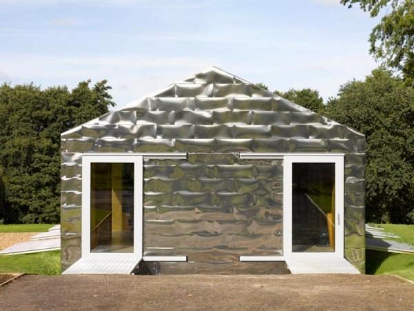 «Балансирующий амбар» от MVRDV и Mole Architects