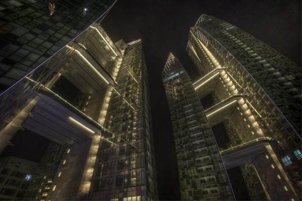 Новый масштабный жилой комплекс от Даниэля Либескинда (Daniel Libeskind) в Сингапуре