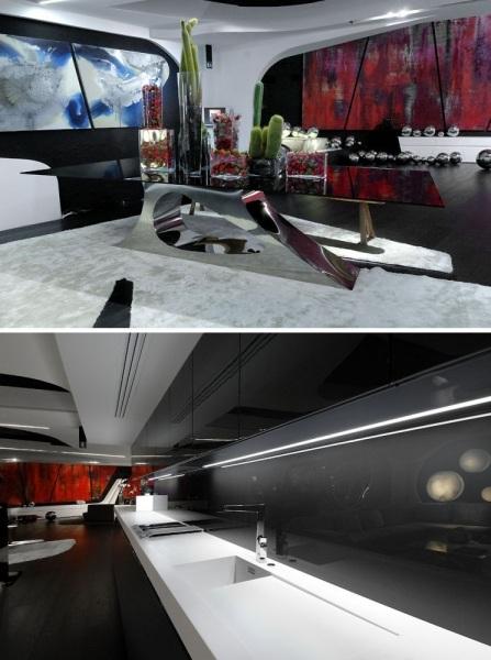 A-cero IN Store – салон архитектурной студии A-cero Architects