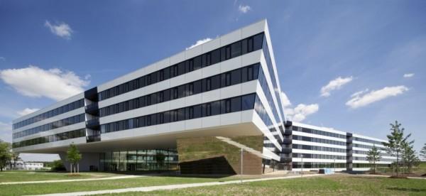 Новая штаб-квартира компании Adidas от дизайнеров из KINZO